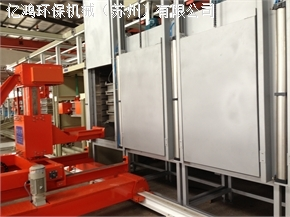 Programmable high-efficiency Hydrogen-removal furnace.